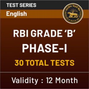 RBI Grade-B Admit Card for Prelims Released: Download Now_60.1