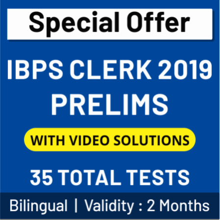 Last Minute Revision Tips For IBPS Clerk Prelims Exam 2019_60.1