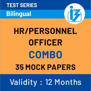 IBPS SO Syllabus 2019: Check Detailed HR Officer Syllabus_60.1
