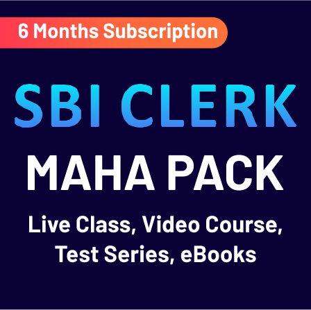 SBI Clerk Prelims Quant Daily Mock: 3rd February 2020_50.1