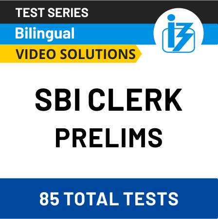 SBI Clerk Prelims Quant Daily Mock: 3rd February 2020_60.1