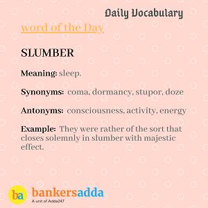Daily Vocabulary : 6th February_50.1