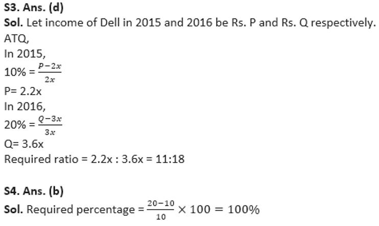 SBI Clerk Prelims Quant Daily Mock: 5th February 2020_110.1