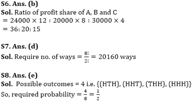 RBI Assistant Prelims Quantitative Aptitude Mini Mock-4: Caselet, and Word Problem_80.1