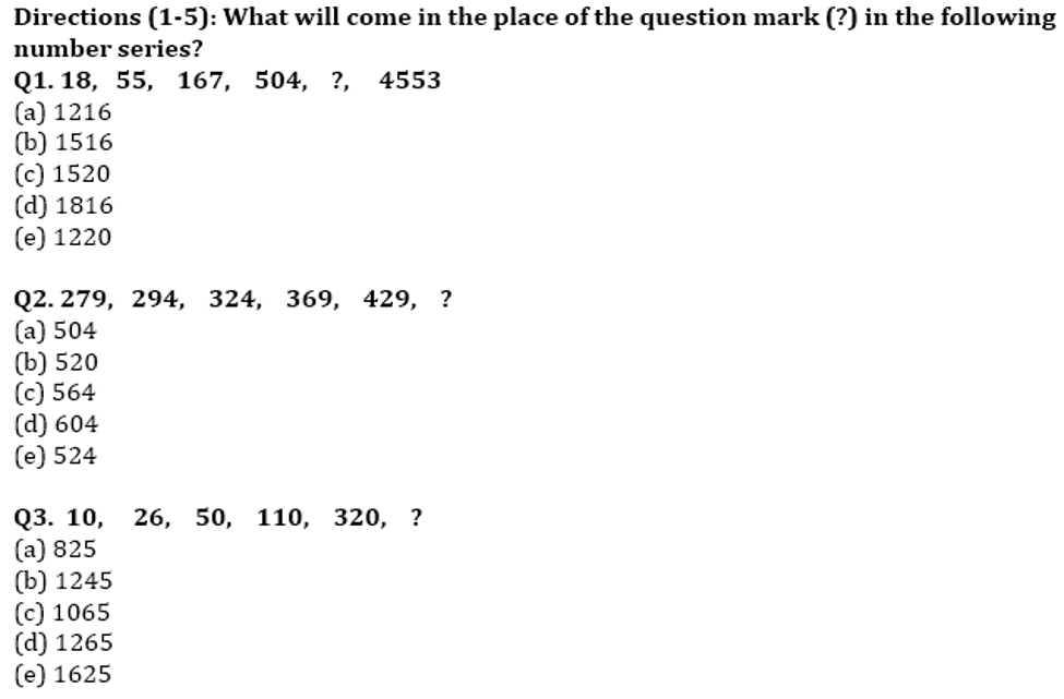 RBI Assistant Prelims Quantitative Aptitude Memory Based: Missing Series, Simplification and Word Problem_50.1