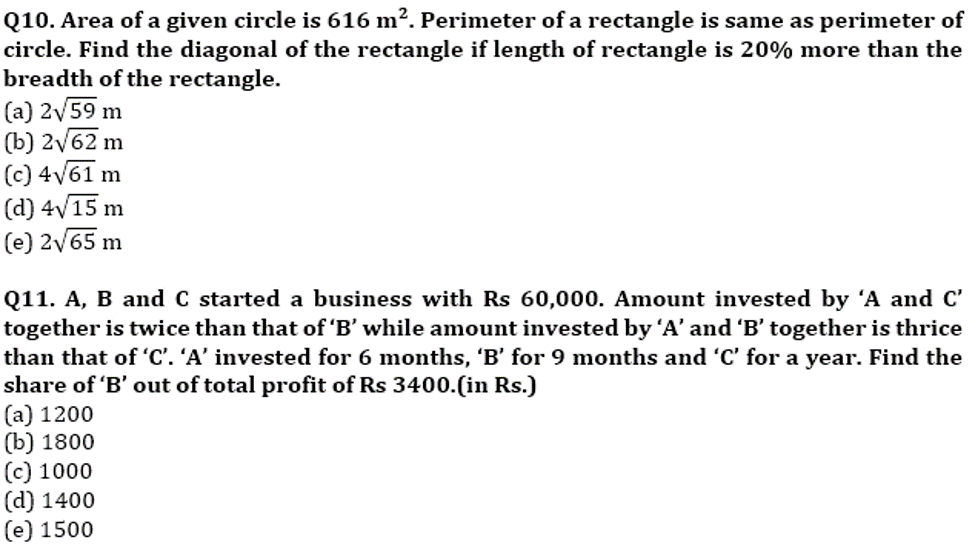 RBI Assistant Prelims Quantitative Aptitude Memory Based: Missing Series, Simplification and Word Problem_90.1