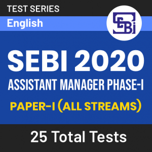 SEBI Recruitment 2020 for 147 Posts Released: Grade A Officer Notification_50.1
