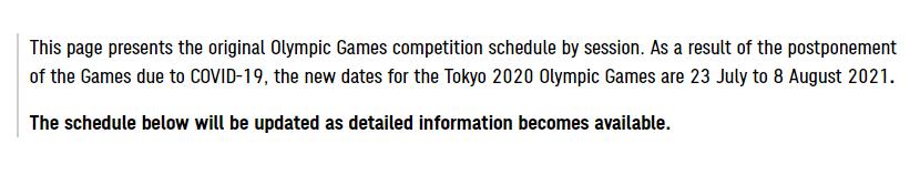Tokyo Olympic 2021: Mascot, Date, Logo, Schedule