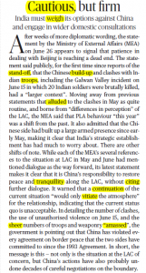 The Hindu Editorial Vocabulary- Cautious, but firm   30 June 2020_50.1