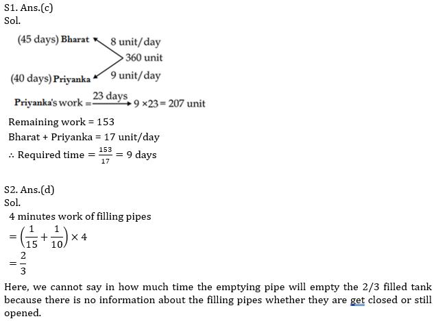 IBPS PO Prelims Quantitative Aptitude Mini Mock 9- Time & Work and Pipes & Cistern_120.1