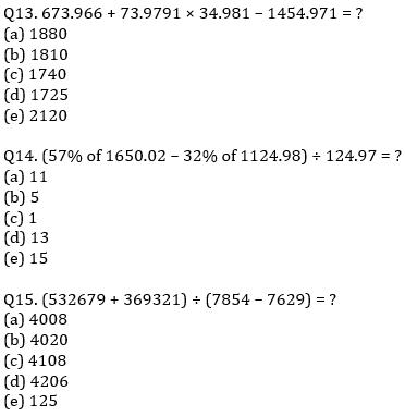 IBPS PO Prelims Quantitative Aptitude Mini Mock 15- Caselet_90.1