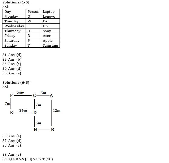IBPS RRB Prelims Reasoning Ability Mini Mock 4- Puzzle & Alphanumeric Series_50.1