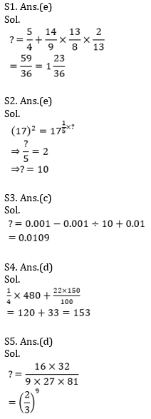 IBPS RRB Prelims Quantitative Aptitude Mini Mock 4- Simplification_100.1