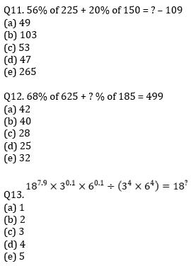 IBPS RRB Prelims Quantitative Aptitude Mini Mock 4- Simplification_80.1