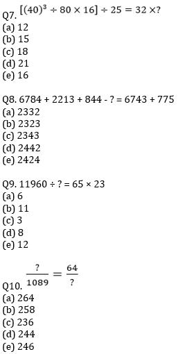IBPS RRB Prelims Quantitative Aptitude Mini Mock 4- Simplification_70.1