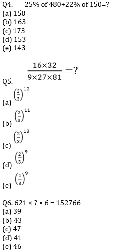 IBPS RRB Prelims Quantitative Aptitude Mini Mock 4- Simplification_60.1