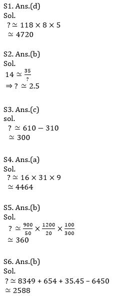 IBPS RRB Prelims Quantitative Aptitude Mini Mock 5- Approximation_90.1