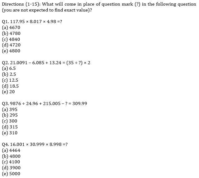 IBPS RRB Prelims Quantitative Aptitude Mini Mock 5- Approximation_50.1