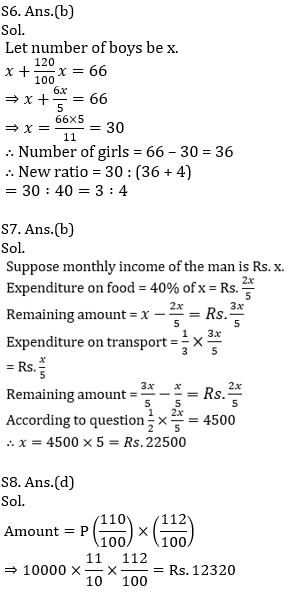 IBPS PO Prelims Quantitative Aptitude Mini Mock 19- Practice Set_120.1