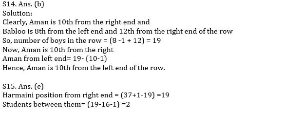 IBPS RRB Prelims Reasoning Ability Mini Mock 6- Puzzle & Syllogism_70.1
