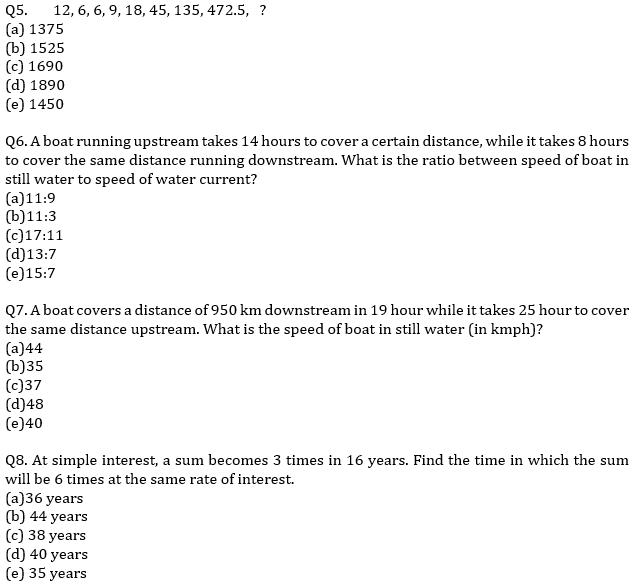 IBPS PO Prelims Quantitative Aptitude Mini Mock 20- Practice Set_60.1