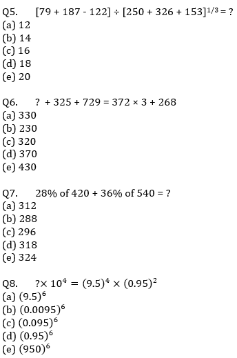 IBPS PO Prelims Quantitative Aptitude Mini Mock 21- Simplification_60.1