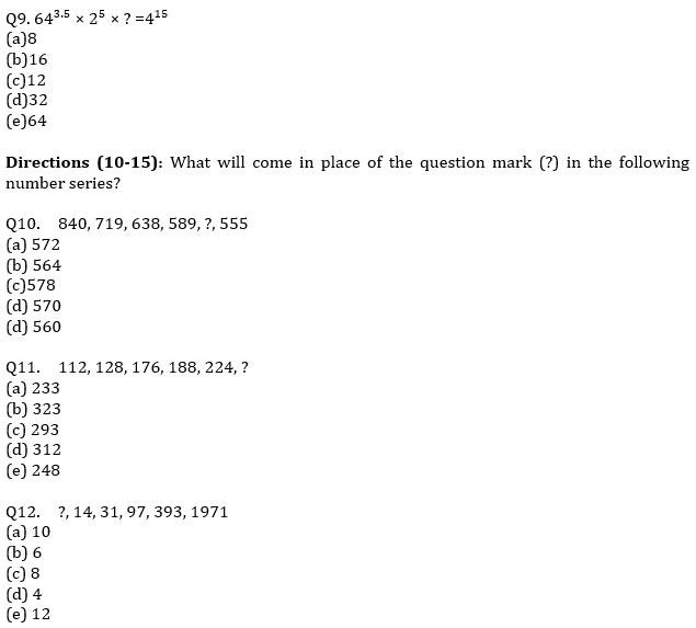 IBPS RRB Prelims Quantitative Aptitude Mini Mock 9- Simplification and Missing Series_80.1