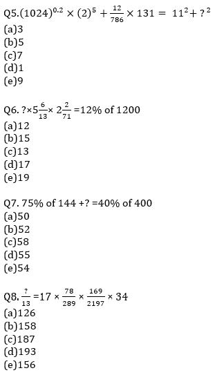 IBPS RRB Prelims Quantitative Aptitude Mini Mock 9- Simplification and Missing Series_70.1