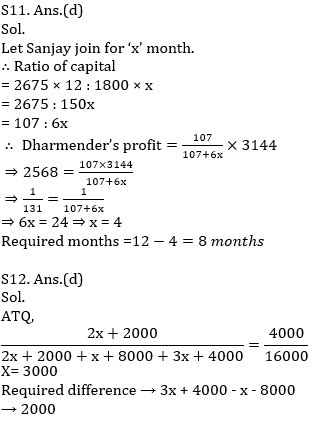 IBPS PO Prelims Quantitative Aptitude Mini Mock 23- Mensuration, Profit & Loss and Partnership_160.1