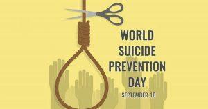 World Suicide Prevention Day: 10 September_50.1