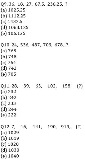 IBPS PO Prelims Quantitative Aptitude Mini Mock 24- Missing Series_80.1