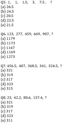 IBPS PO Prelims Quantitative Aptitude Mini Mock 24- Missing Series_70.1