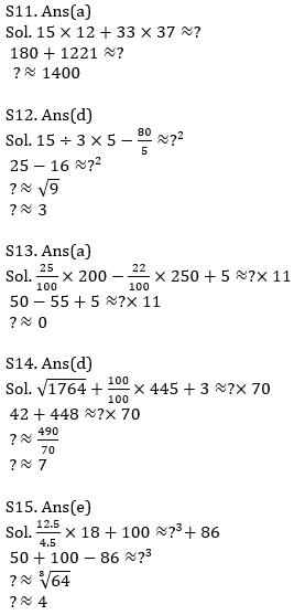 IBPS PO Prelims Quantitative Aptitude Mini Mock 26- Practice Set_130.1