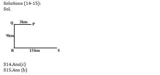 IBPS PO Prelims Reasoning Ability Mini Mock 28- Puzzle, Direction sense & Syllogism_80.1