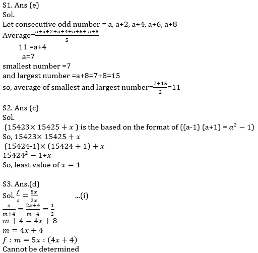 IBPS PO Prelims Quantitative Aptitude Mini Mock 30- Average, Ages and Number System_100.1