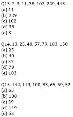 IBPS PO Prelims Quantitative Aptitude Mini Mock 31- Wrong Series_80.1