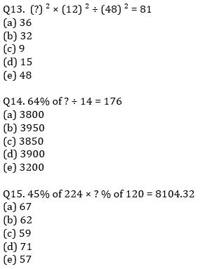 IBPS RRB Prelims Quantitative Aptitude Mini Mock 15- Simplification_90.1