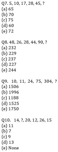 IBPS PO Prelims Quantitative Aptitude Mini Mock 34- Practice Set_70.1