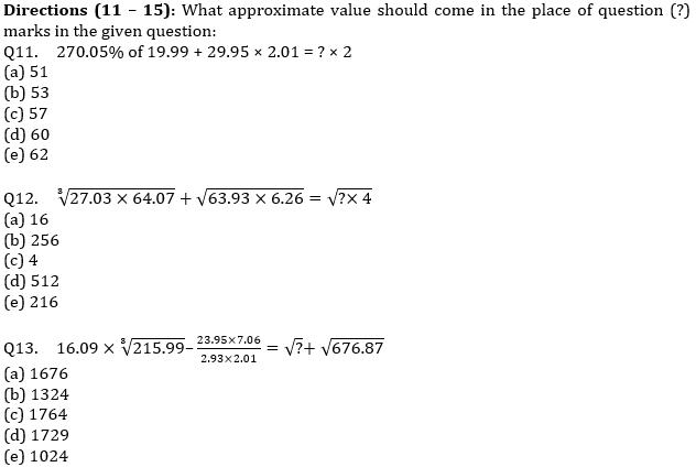 IBPS PO Prelims Quantitative Aptitude Mini Mock 34- Practice Set_80.1
