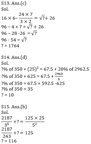 IBPS PO Prelims Quantitative Aptitude Mini Mock 34- Practice Set_140.1