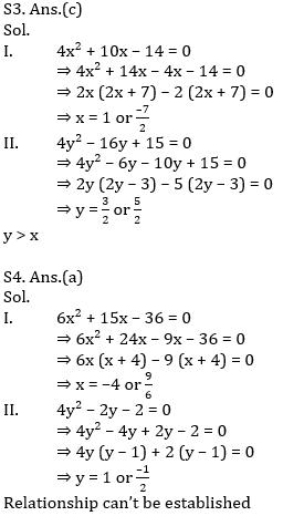 IBPS PO Prelims Quantitative Aptitude Mini Mock 35- Quadratic Inequalities_90.1