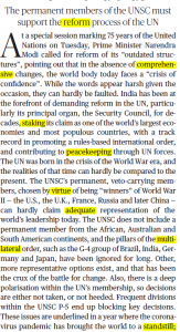 The Hindu Editorial Vocabulary of 23 September- A New World Order_50.1