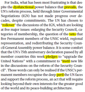 The Hindu Editorial Vocabulary of 23 September- A New World Order_60.1