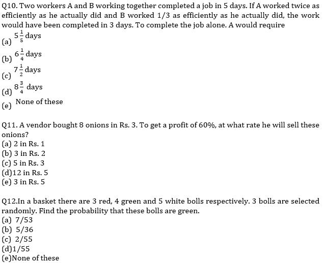 IBPS PO Prelims Quantitative Aptitude Mini Mock 39- Word Problem_80.1