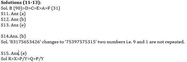 IBPS PO Prelims Reasoning Ability Mini Mock 40- Puzzle & Inequalities_120.1