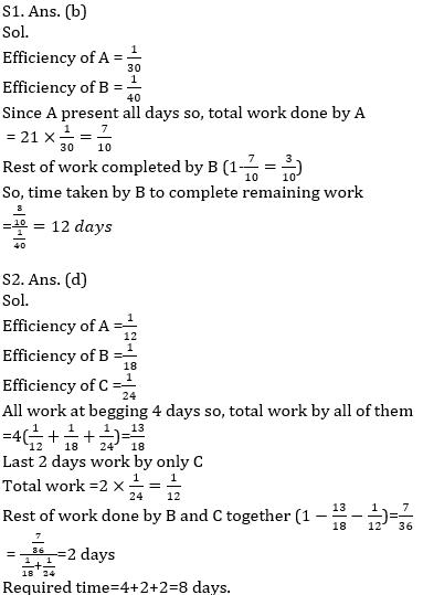 IBPS PO Prelims Quantitative Aptitude Mini Mock 40- Practice Set_110.1