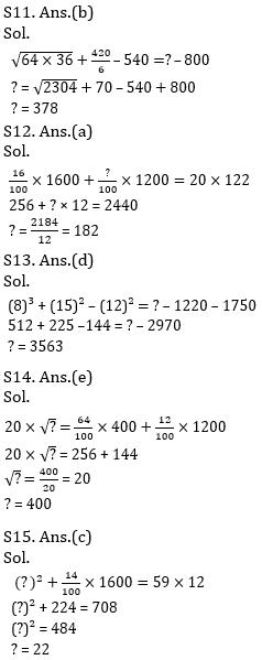 IBPS Clerk Prelims Quantitative Aptitude Mini Mock 1- Approximation_120.1