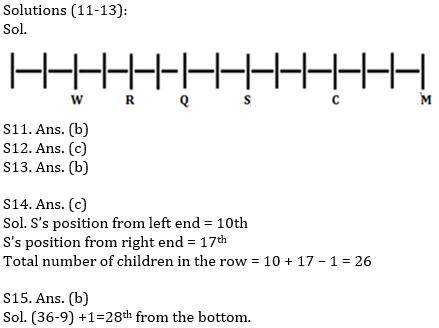 IBPS PO Prelims Reasoning Ability Mini Mock 42- Puzzle & Coding-Decoding_70.1