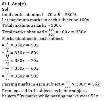 Quantitative Aptitude Quiz for RBI Assistant/ IBPS PO Mains 2020- 24 October_130.1
