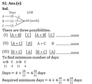Quantitative Aptitude Quiz for RBI Assistant/ IBPS PO Mains 2020- 25th October_130.1